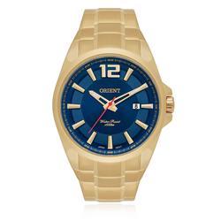 Relógio Masculino Orient Analógico MGSS1094 D2KX Dourado