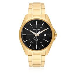 Relógio Masculino Orient Analógico MGSS1128 P1KX Fundo Preto