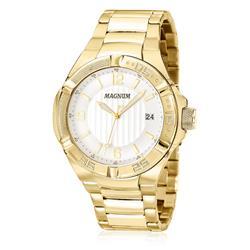 Relógio Masculino Magnum Analógico MA34969H Dourado