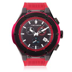 91806ad6f82 Relógio Masculino Constantim Pointers 8118G-V Borracha
