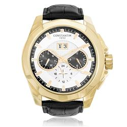 1f83145ca31 Relógio Feminino Constantim Diamond Rose Black Analógico 6651-RB Aço ...