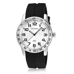 28a35d68a98 Relógio Masculino Technos Army 2035KF 8K Borracha Preta