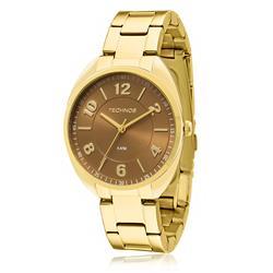 a243b797480 Relógio Feminino Technos Elegance 2035MCF 4M Dourado
