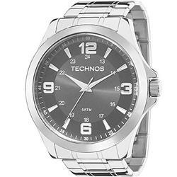 Relógio Masculino Technos Classic Steel 2035MDD/1C Aço