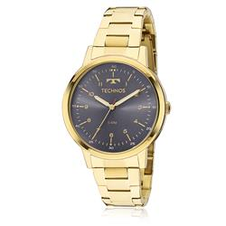 8e74a8f0519 Relógio Feminino Technos Trend 2035MFN 4A Dourado