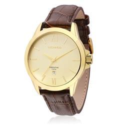 Relógio Masculino Technos Classic 2115KNH/0X Couro Marrom