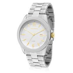 Relógio Masculino Technos Classic Steel 2115KNQ/1K Aço