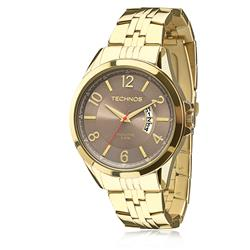 Relógio Masculino Technos Analógico 2115KTH/4M Dourado
