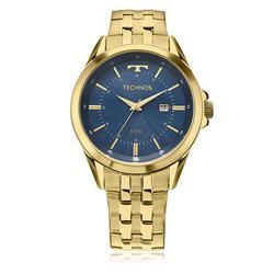 Relógio Masculino Technos Executive 2115KZC/4A Fundo Azul