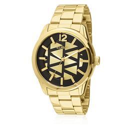 Relógio Feminino Euro Triangular Analógico EU2036LYB/4D Dourado