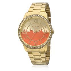 d563262ef01 Relógio Feminino Euro Paint Analógico EU2035YEA 4R Dourado