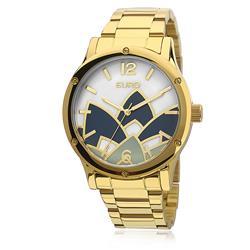 dc8446c0346 Relógio Feminino Euro Madrepérola Analógico EU2035YCX 4D Dourado