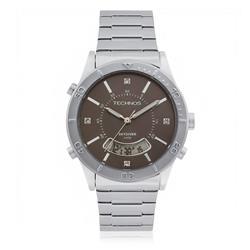 2859d806187 Relógio Feminino Technos Elegance Skydiver T205FR 1C Fundo Grafite