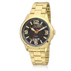 Relógio Masculino Condor Analógico CO2115WU/4P Dourado