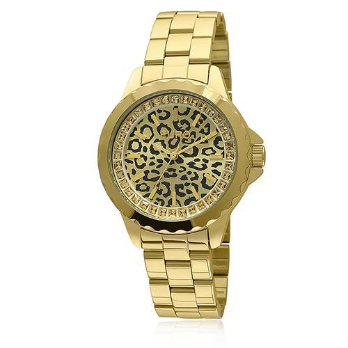 c318158585e Relógio Feminino Euro Analógico EU2035YBF 4M Dourado