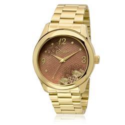 Relógio Feminino Condor Denim CO2039AD/4M Dourado