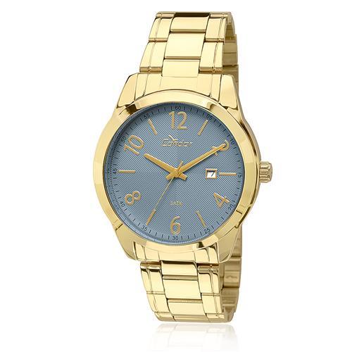 Relógio Feminino Condor Analógico CO2115VK 4A Dourado 538d1b2607