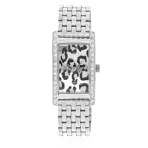 Relógio Feminino Champion Analógico CH24231Q Aço com cristais