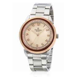 d2c0ac837e7 Relógio Feminino Champion Passion CN29963X Aço Misto