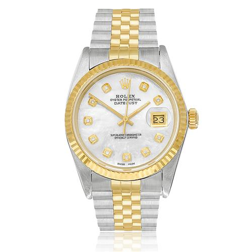 a562a2d8228 Relógio Rolex Oyster Perpetual DateJust