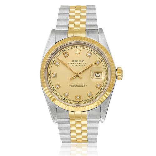 da180b50661 Relógio Masculino Rolex Datejust