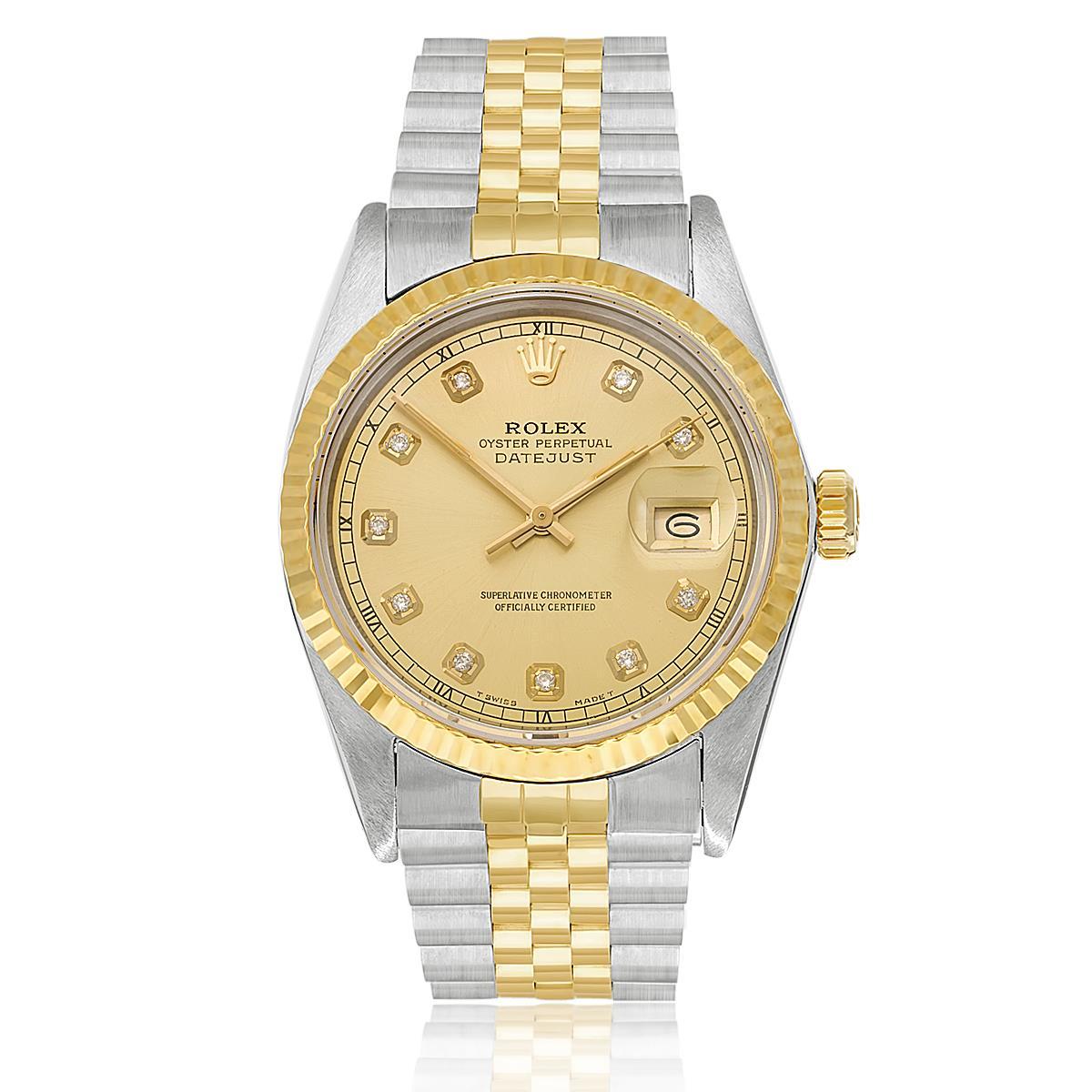 82e76ef0b66 Relógio Masculino Rolex Datejust
