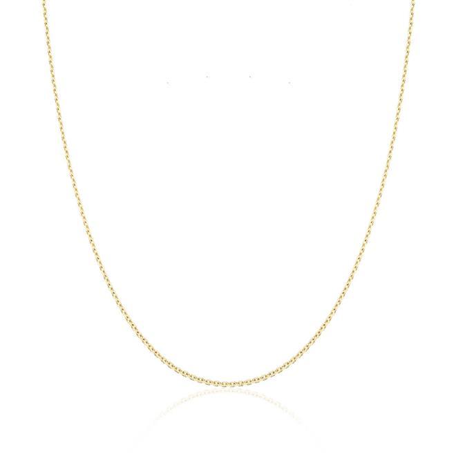 f852c72fef7 Corrente de Ouro Masculina Elos Cartier