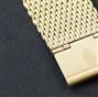 Relógio Constantim Chronograph Sapphire All Gold ZW20029G Pulseira Esteira