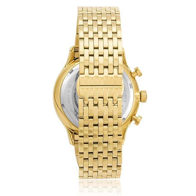 d6e60ed4eb4 Relógio Masculino Constantim Analógico ZW20038U Gold Black. Ampliar
