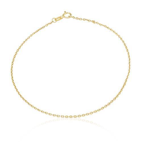 Pulseira Elos Cartier em Ouro Amarelo