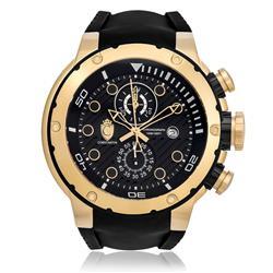 c076470d30a Relógio Constantim Daytona Mixed Gold Black 6311G-C-MGP Aço Misto