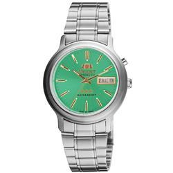 Relógio Masculino Orient Automatic 469WA1A E1SX Fundo Verde