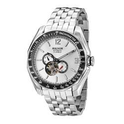 Relógio Masculino  Magnum Automatic 21 Jewels MA33951Q Aço