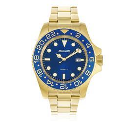 Relógio Masculino Magnum Analógico MA32934A Dourado