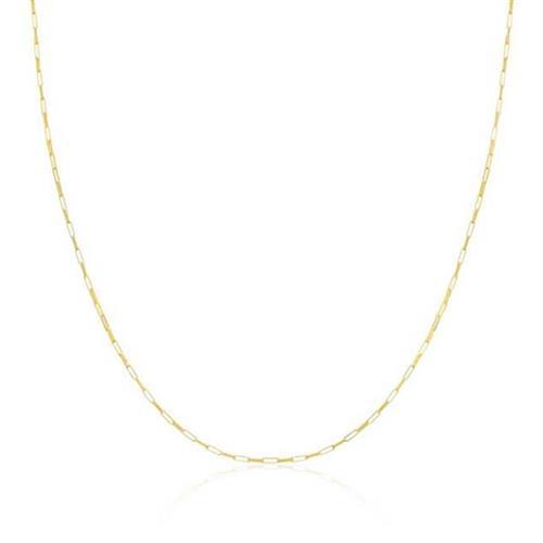be0699fdd1b Corrente de Ouro Feminino Elos Cartier