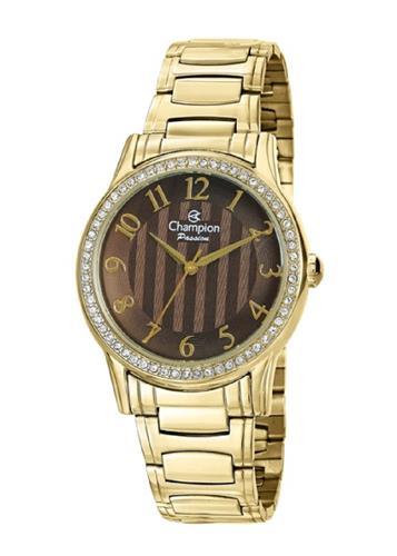 Relógio Feminino Champion Passion CH24740R Dourado