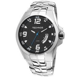 Relógio Masculino Technos Performance Racer 2115KSW/1A Fundo Preto