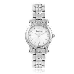 e6ce444e71c Relógio Feminino Bulova Analógico WB29983Q Aço
