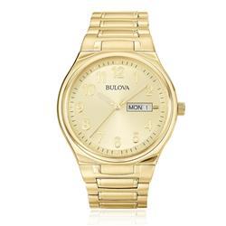 Relógio Bulova Bracelets Analógico WB21196G Dourado