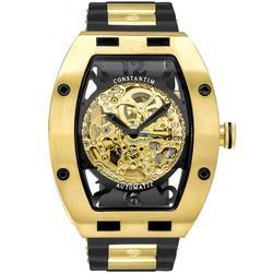 1807afd9285 Relógio Masculino Constantim Full Skeleton ZW30303U .