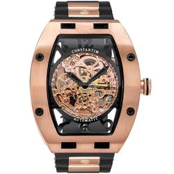 f1c14e75100 Relógio Masculino Constantim Full Skeleton ZW30303P .