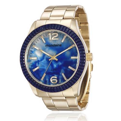 Relógio Feminino Mondaine 76596LPMVDE8 Dourado