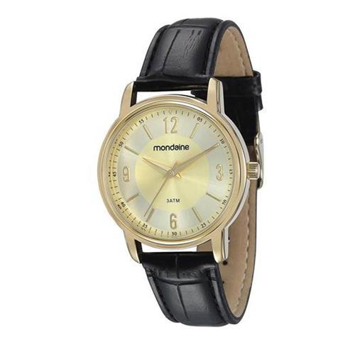 Relógio Feminino Mondaine 83278LPMVDH1 Couro