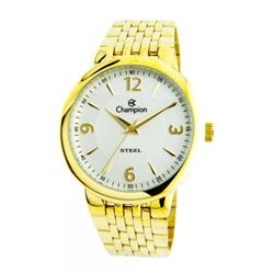Relógio Feminino Champion Steel CA21713H Dourado