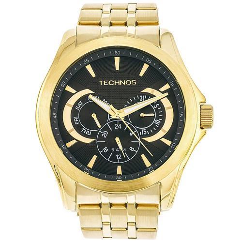 Relógio Masculino Technos Grandtech 6P29AIC 4C Dourado 6a99807f76