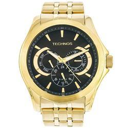 5b6c5c007b8 Relógio Masculino Technos Grandtech 6P29AIC 4C Dourado