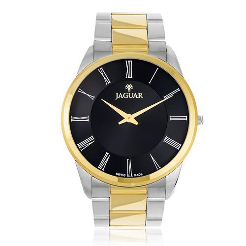 Relógio Masculino Jaguar Analógico J020AMM01 P3SK Aço Misto