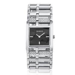 Relógio Feminino Technos Star Analógico 2025BU/3C Fundo Preto