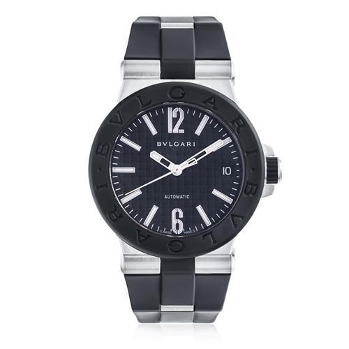 83f36a30ca7 Relógio Masculino Bvlgari Diagono Automatic