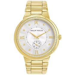 10b3eff7d39 Relógio Feminino Phillip Kollin St. Maarten ZY28172H.